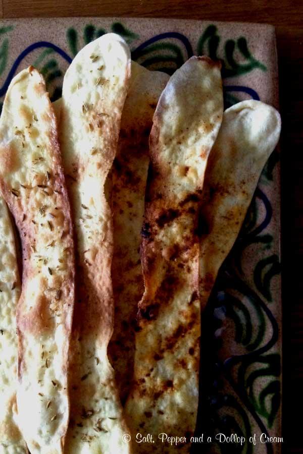 Carta di Musica {or Music Paper Bread} | Salt, Pepper and ...