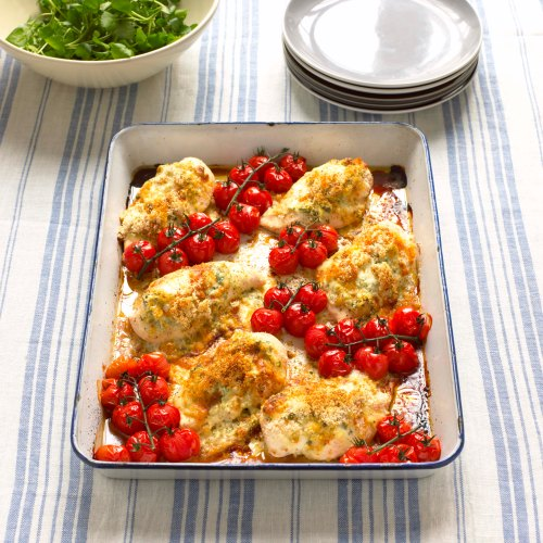 Chicken Taleggio
