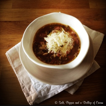 Countryman's Bean Soup